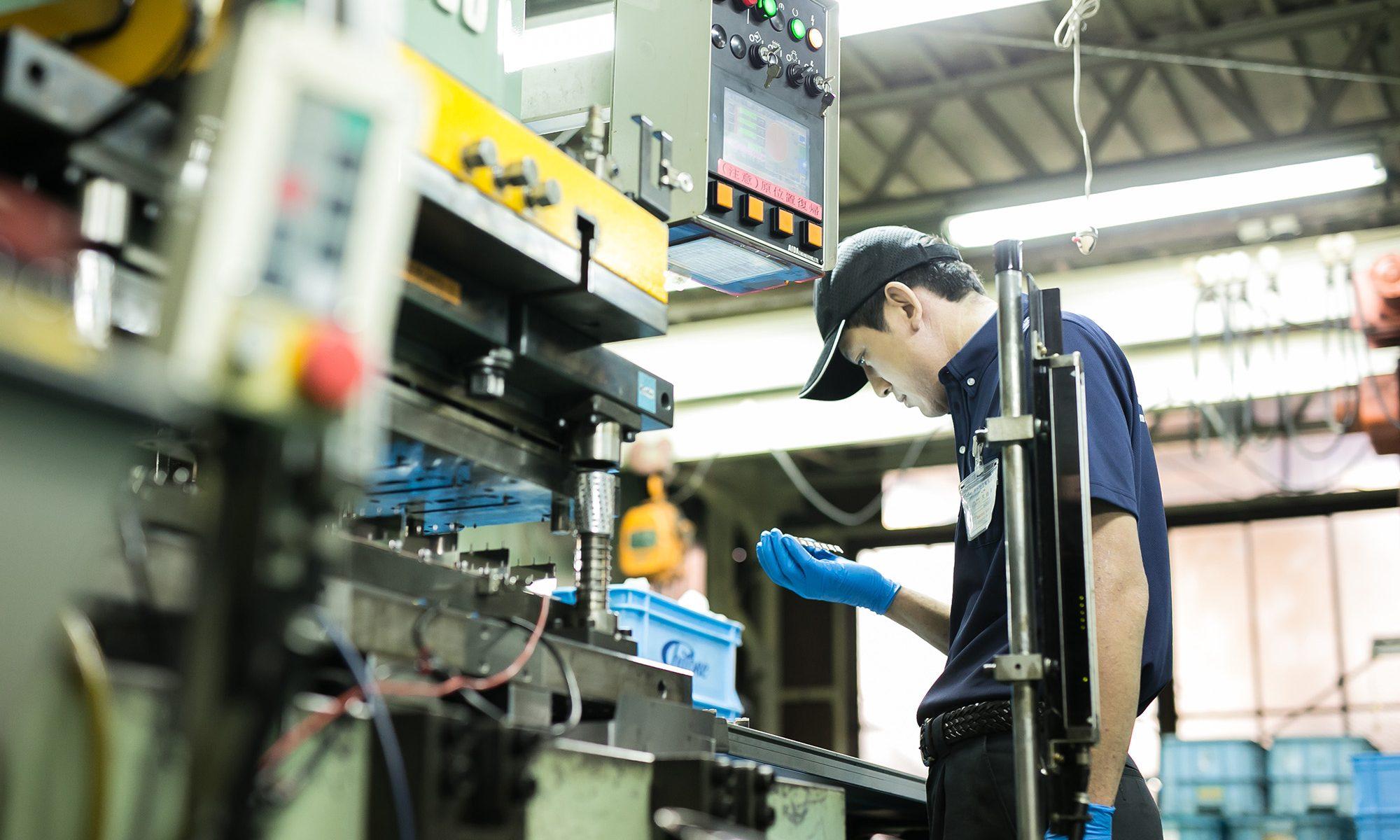チトセ工業英語サイト